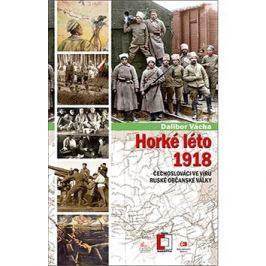 Horké léto: Čechoslováci ve víru ruské občanské války