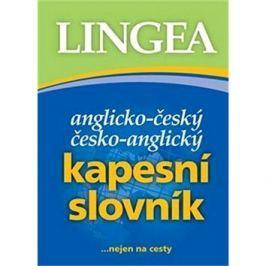 Anglicko-český česko-anglický kapesní slovník: ...nejen na cesty