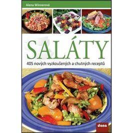 Saláty 405 nových vyzkoušených a chutných receptů