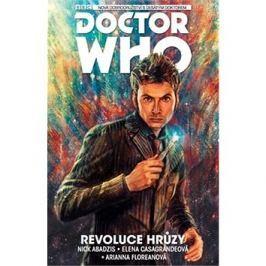 Doctor Who Revoluce hrůzy: Nová dobrodružství s desátým doktorem