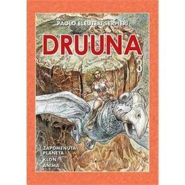 Druuna 3: Mistrovská díla evropského komiksu 17