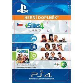The Sims™ 4 Bundle - PS4 CZ Digital