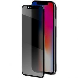 CELLY Privacy 3D pro Apple iPhone X/XS  černé