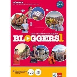 Bloggers 1: Učebnice