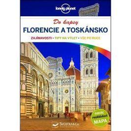 Florencie a Toskánsko do kapsy: navíc rozkládací mapa