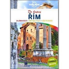 Řím do kapsy: navíc rozkládací mapa