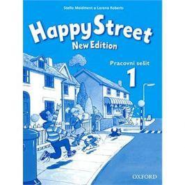 Happy Street New Edition 1: Pracovní sešit