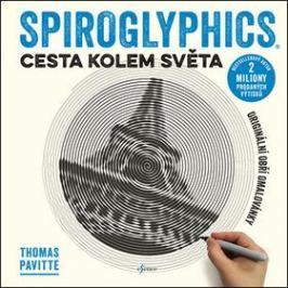 Spiroglyphics Cesta kolem světa: Originální obří omalovánky