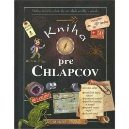 Kniha pre chlapcov: Príručka do terénu