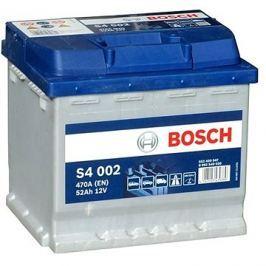 BOSCH S4 002, 52Ah, 12V (0 092 S40 020)