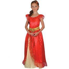 Princezna - červená