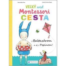 Veľký zošit Montessori Cesta