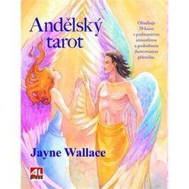 Andělský tarot: Obsahuje 78 karet s podmanivou atmosférou a podrobnou ilustrovanou příručku