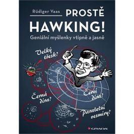 Prostě Hawking!: Geniální myšlenky vtipně a jasně