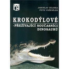 Krokodýlové: přežívající současníci dinosaurů