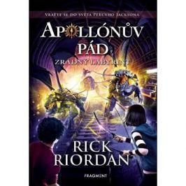 Apollónův pád Zrádný labyrint: Vraťte se do světa Percyho Jacksona
