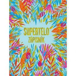 Supertelo zápisník
