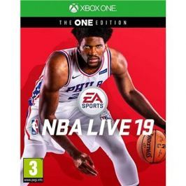 NBA LIVE 19: The One Edition - Xbox One Digital
