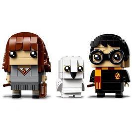 LEGO BrickHeadz 41615 Harry Potter a Hedvika + LEGO BrickHeadz 41616 Hermiona Grangerová