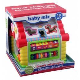 Edukační hračka Baby Mix domeček