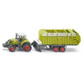 Siku Farmer Traktor s valníkovým přívěsem 1846 1:87