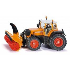 SIKU Farmer Traktor se sněhovou frézou 1:32
