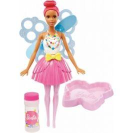Mattel Barbie Bublinková víla tmavá