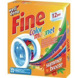 Well Done Fine ubrousky pohlcující barvu s vůní 12 ks