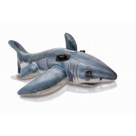 Intex 57525 Nafukovací žralok 173 x 107 cm