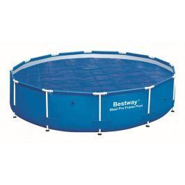 Bestway Solární plachta na bazén s konstrukcí 305 cm