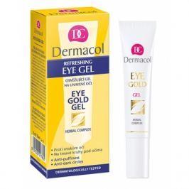 Dermacol Eye Gold 15 ml oční gel pro ženy