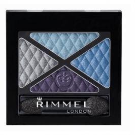 Rimmel London Glam Eyes Quad 4,2 g oční stín pro ženy 023 Beauty Spells