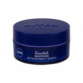 Nivea Essentials 50 ml noční pleťový krém pro ženy