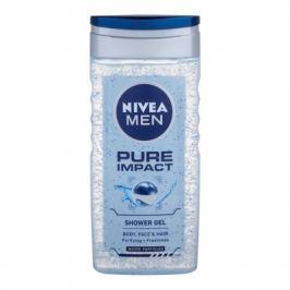 Nivea Men Pure Impact 250 ml sprchový gel pro muže