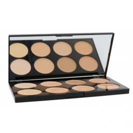 Makeup Revolution London Ultra Cover And Conceal Palette 10 g korektor pro ženy Light