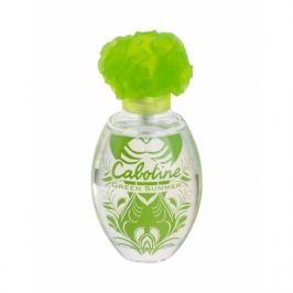 Gres Cabotine Green Summer 50 ml toaletní voda pro ženy