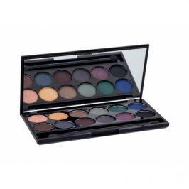 Sleek MakeUP I-Divine Eyeshadow Palette 9,6 g oční stín pro ženy 320 Arabian Nights