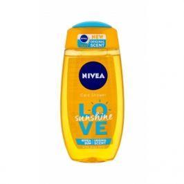 Nivea Love Sunshine 250 ml sprchový gel pro ženy