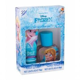 Disney Frozen dárková kazeta toaletní voda 30 ml + sprchový gel 70 ml