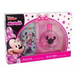 Disney Minnie dárková kazeta toaletní voda 100 ml + sprchový gel 300 ml