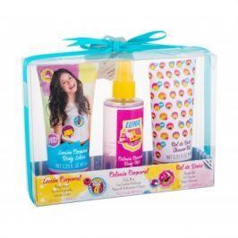 Disney Soy Luna dárková kazeta tělový závoj 100 ml + tělové mléko 95 ml + sprchový gel 95 ml