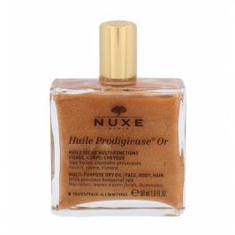 NUXE Huile Prodigieuse Or Multi Purpose Dry Oil Face, Body, Hair 50 ml tělový olej tester pro ženy
