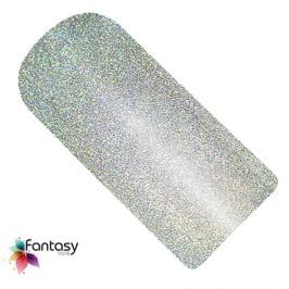 Ráj nehtů - Fantasy line (Fantasy nails) UV gel lak Fantasy Holographic 12ml - Silver