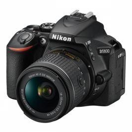 Nikon D5600 + 18-55 AF-P VR (VBA500K001)