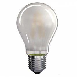 LED žárovka Filament matná A60 A++ 6,5W E27 teplá bílá (1525283235)